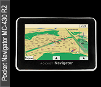 Pocket Navigator MC-430 R2